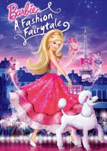 ����� �� ���� ������� Barbie A Fashion Fairytale 2010 ����� �������