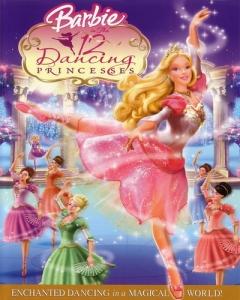 فلم باربي الاميرات الراقصات الاثنى عشر Barbie in the 12 Dancing Princesses 2006 مدبلج للعربية