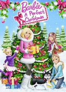 شاهد فلم باربي وعيد الميلاد Barbie A Perfect Christmas 2011 مترجم