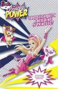 فيلم باربي قوة الاميرة Barbie princess Power 2015 أميرة الطاقة مدبلج للعربية