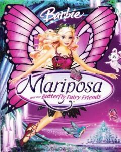 ���� ��� ����� �������� ��������� �������� ������� Barbie Mariposa and Her Butterfly Fairy Friends 2008 ����� �������