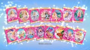 سلسلة افلام باربي - جميع افلام باربي Barbie Movies