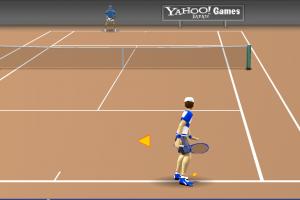 لعبة بطولة التنس الارضي