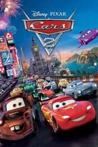 فلم الكرتون السيارات الجزء الثاني Cars 2 2011 مدبلج للعربية