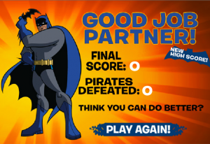 العاب مغامرات باتمان _ باتمان الشجاع