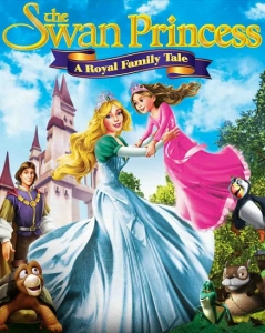 فلم باربي البجعة الأميرة و حكاية العائلة المالكة The Swan Princess A Royal Family Tale 2014 مترجم