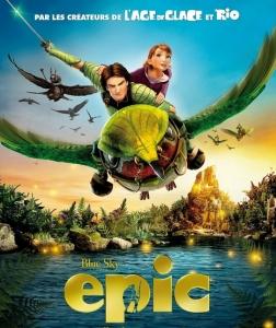 فلم الكرتون الجميل ايبك الملحمة Epic 2013 مدبلج عربي + نسخة 3D