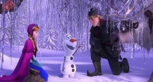 صور خلفيات كرتون جميلة من فلم Frozen 2013
