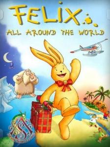 #شاهد فلم الكرتون فليكس حول العالم Felix All Around the World 2014 مدبلج للعربية