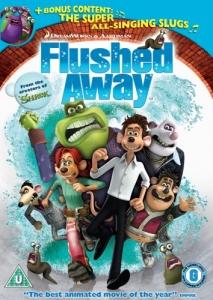 شاهد فلم الكرتون التدفق البعيد Flushed Away 2006 مدبلج للعربية
