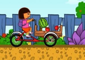لعبة عربة دورا