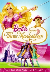 ���� ��� ����� �������� ������� 2009 Barbie and the Three Musketeers �����