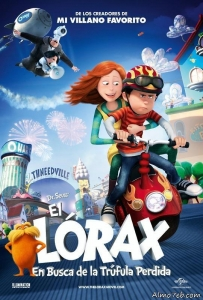 شاهد فلم الكرتون لوراكس The Lorax 2012 مدبلج للعربية