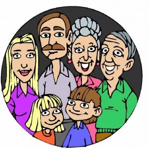 بالفيديو تعليم الاطفال اسماء العائلة بالانجليزية ج1