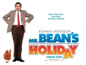 الفلم العائلي الكوميدي اجازة مستر بن Mr Bean Holiday 2007 مترجم