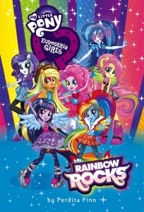 فلم الكرتون ماي ليتل بوني مهرتي الصغيرة: موسيقى قوس قزح  My Little Pony: Equestria Girls - Rainbow Rocks 2014 مدبلج للعربية
