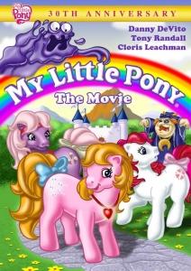 فيلم كرتون حصاني الصغير My Little Pony The Movie 1986 مدبلج للعربية