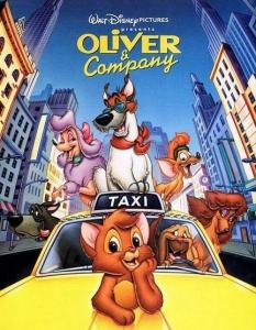 فلم الكرتون اوليفر و شركاه Oliver and Company 1988 مدبلج للعربية