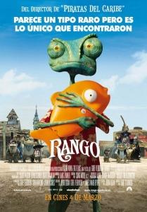 فلم الكرتون رانجو Rango 2011 مدبلج للعربية