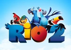 فلم الكرتون ريو الجزء الثاني Rio 2 2014 مدبلج للعربية