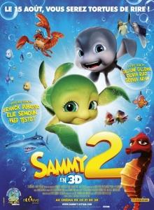فلم الكرتون مغامرات السلحفاة سامي Sammys Adventures 2 2012 مدبلج للعربية