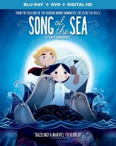 فلم الكرتون اغنية من البحر Song of the sea 2015 مترجم