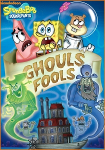 فلم كرتون سبونج بوب كذبة الشبح Spongebob Squarepants Ghoul Fools 2012 مترجم