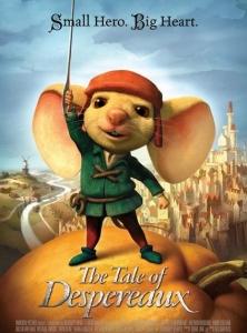 شاهد فلم حكاية الفأر ديسبروكس Tale of Desperaux 2008 مترجم
