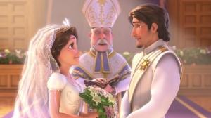 شاهد فلم الكرتون القصير زفاف رابونزل ويوجين Tangled : Wedding of Rapunzel & Eugene مدبلج للعربية