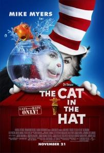 شاهد الفلم العائلي القطة في القبعة The Cat in the Hat 2003 مترجم للعربية