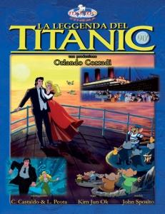فلم الكرتون اسطورة تايتنك The Legend Of Titanic 1999 مدبلج للعربية