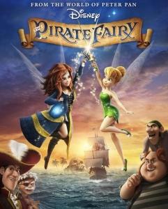 فلم كرتون تنة ورنة الجنية القرصانة Tinker Bell The Pirate Fairy 2014 مدبلج