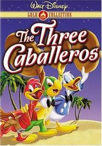 #مشاهدة فلم الكرتون الاشقياء الثلاثة The Three Caballeros 1944 مدبلج للعربية