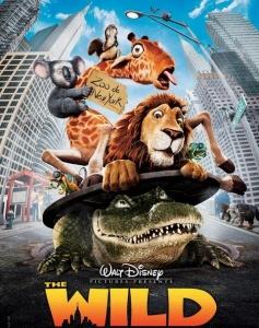 #فلم الكرتون البرية The Wild 2006 مدبلج للعربية