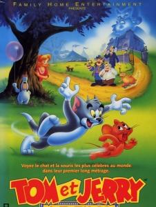 شاهد فلم توم وجيري tom and jerry the movie 1992 مدبلج للعربية