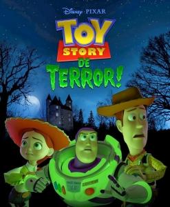 فلم الكرتون القصير حكاية لعبة: قصة الرعب Toy Story Of TERROR 2013 مترجم للعربية