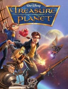 فلم الكرتون كوكب الكنز Treasure Planet 2002 مدبلج للعربية