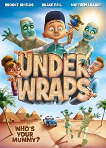 شاهد فلم الكرتون Under Wraps 2014 مترجم