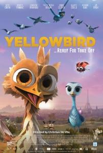 شاهد فلم الكرتون الطائر الاصفر Yellowbird 2014 مترجم للعربية