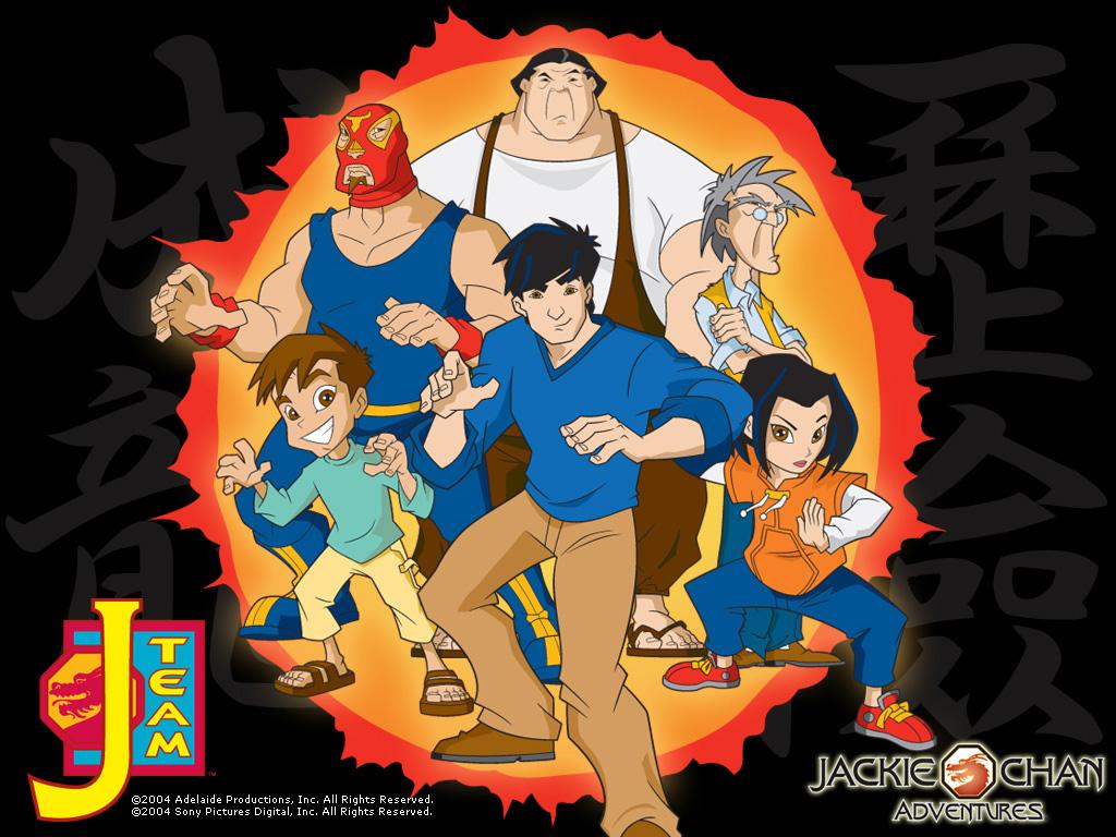 مغامرات جاكي شان الحلقة 12 ارشيف مسلسلات كرتون رائعه مجلة