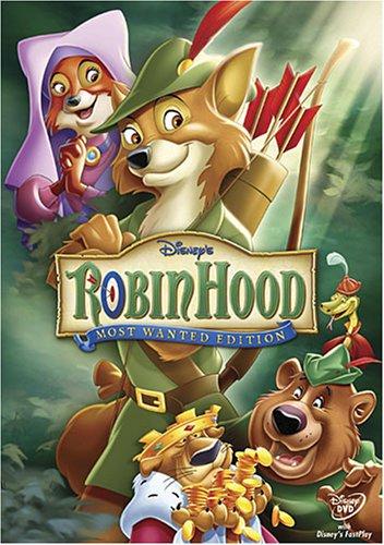شاهد فلم الكرتون روبن هود Robin Hood 1973 مدبلج للعربية