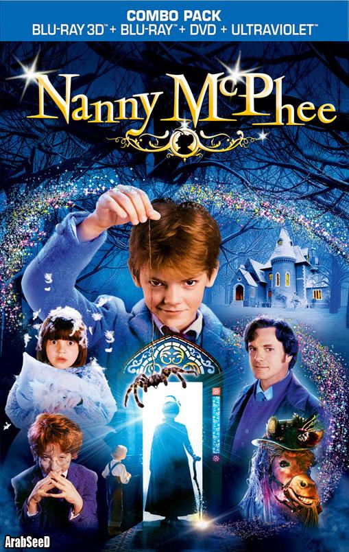 شاهد الفلم العائلي المربيه ماكفي Nanny McPhee 2005 مترجم