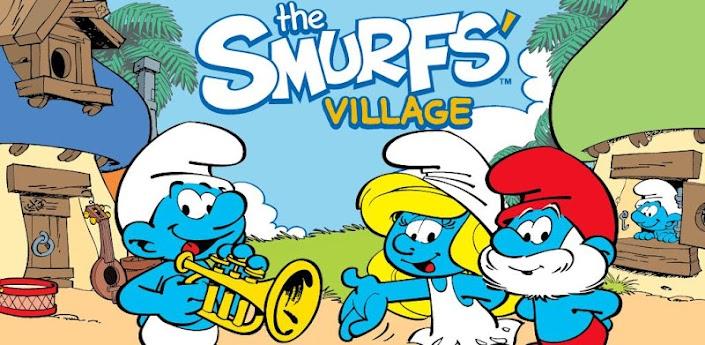 صورة  مسلسل الكرتون السنافر The Smurfs