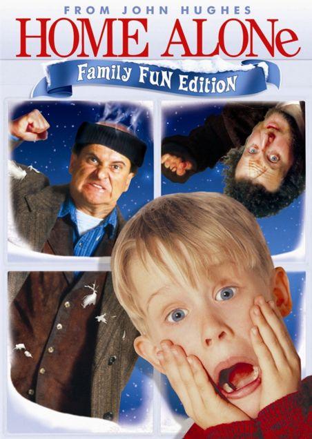 فلم العائلة الكوميدي وحيدا في المنزل Home Alone 1990 مترج