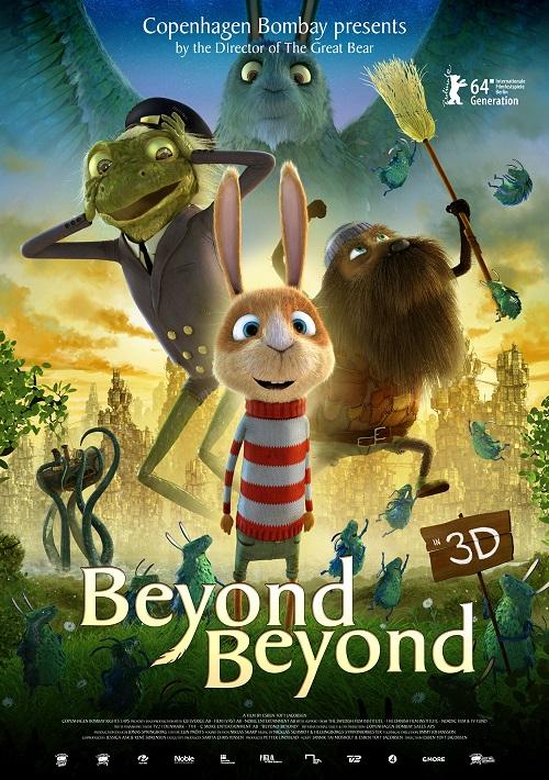 فلم الكرتون Beyond Beyond 2015 مترجم للعربية