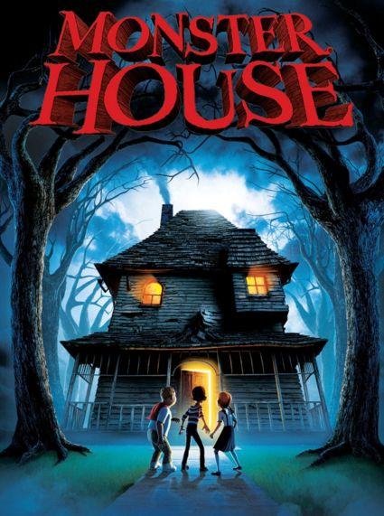 فلم الكرتون البيت الوحش Monster House 2006 مدبلج للعربية