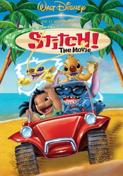 فلم الكرتون ليلو وستيتش Stitch The Movie 2003 مدبلج للعربية