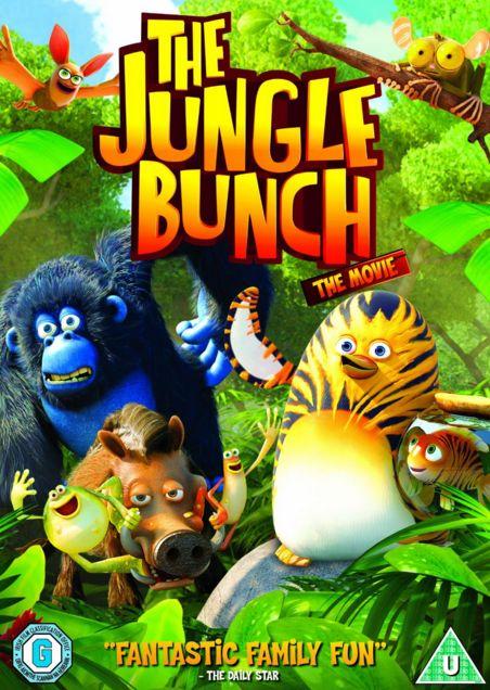 فلم الكرتون The Jungle Bunch The Movie 2011 مدبلج للغة العربية