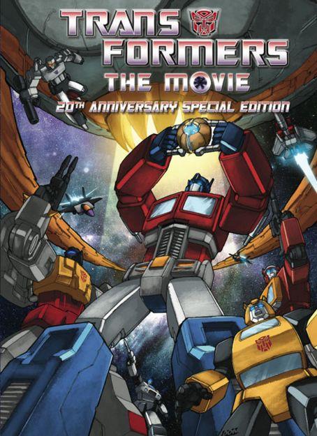 فلم الكرتون المتحولون The Transformers The Movie 1986 مدبلج للعربية