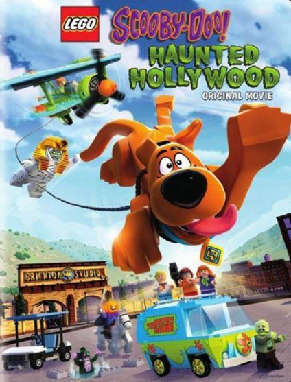 فلم الكرتون القصير ليجو سكوبي دو AlZ LEGO Scooby Doo Haunted Hollywood 2016 مترجم